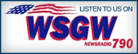 Listen to us on WSGW News Radio 790